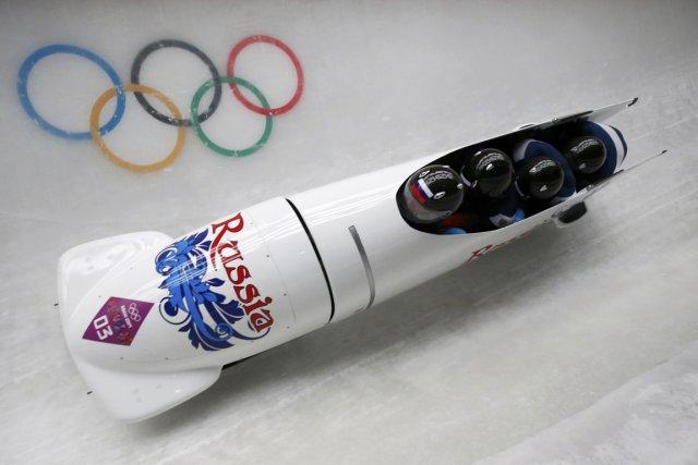Le Russe Alexander Zubkov a remporté deux médailles... (Photo Murad Sezer, Reuters)