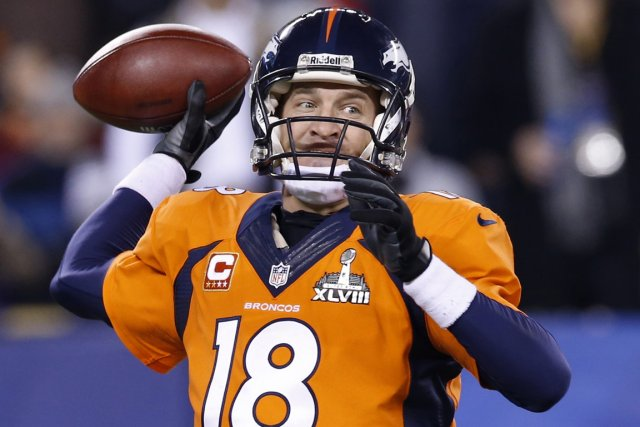 Peyton Manning... (Photo Shannon Stapleton, Reuters)