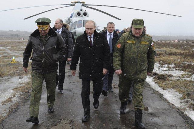 Selon l'ambassadeur russe Vitali Tchourkine à l'ONU, le... (Photo: Reuters)