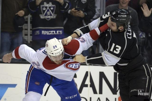 Relisez le clavardage du match entre le Canadien et les Kings de Los Angeles... (Photo: Reuters)