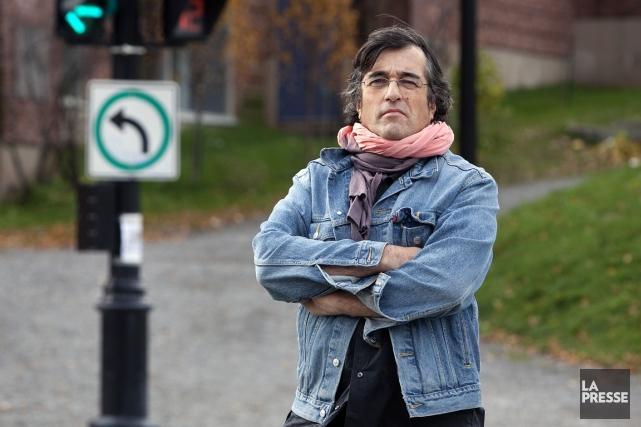 Auteur de l'essai Une hauche possible?, publié en... (Photo Robert Skinner, archives La Presse)