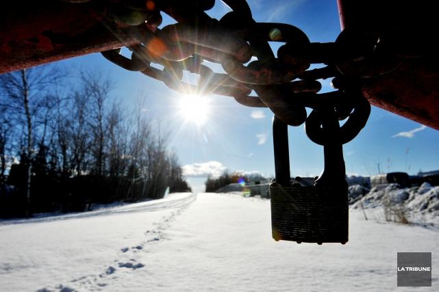 Le Ciné-Parc Orford reprendra vie. Trois investisseurs ont récemment acquis le... (Archives, La Tribune)