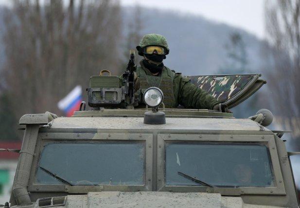 Malgré la ressurgence de la sphère d'influence russe,... (Photo David Mdzinarishvili, Reuters)