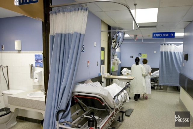 Des problèmes informatiques paralyseront une bonne partie de l'Hôpital... (Archives La Presse)