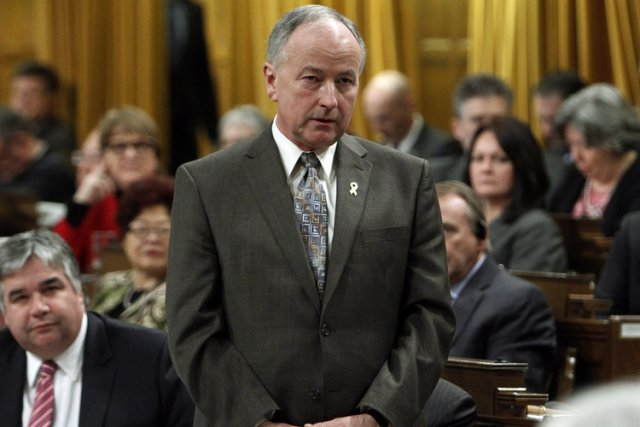 Rob Nicholson... (Photo: PC)