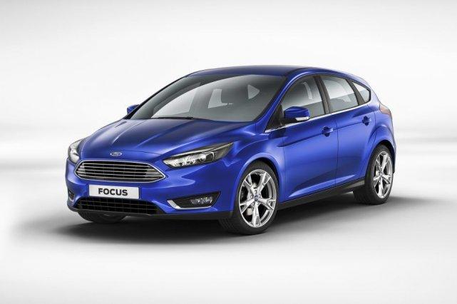 La nouvelle Ford Focus 2015 a été présentée...