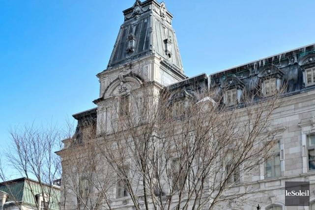 Selon une étude de l'Institut C.D. Howe, c'est le gouvernement du Québec qui... (PHOTO PASCAL RATTHÉ, LE SOLEIL)