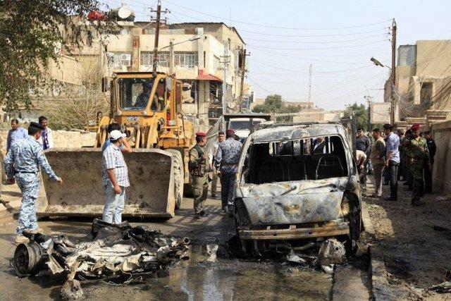 L'Irak est plongé depuis début 2013 dans une... (PHOTO AHMED SAAD, REUTERS)
