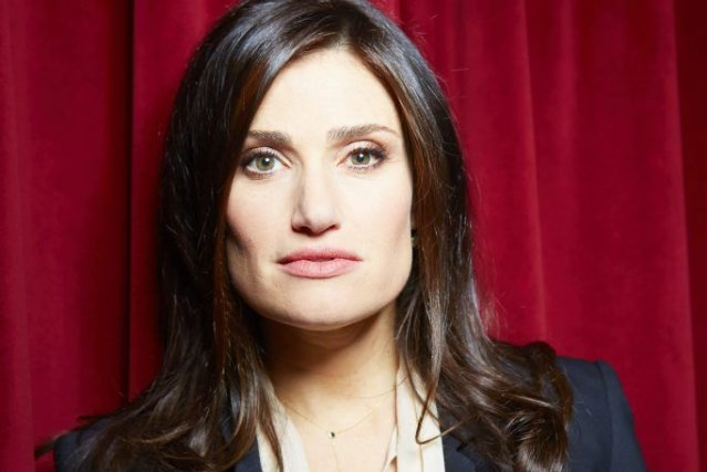 Idina Menzel... (Photo: AP)