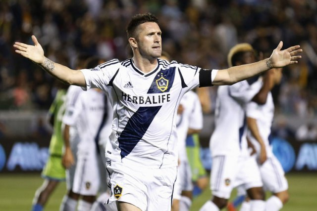Robbie Keane... (Photo: Reuters)