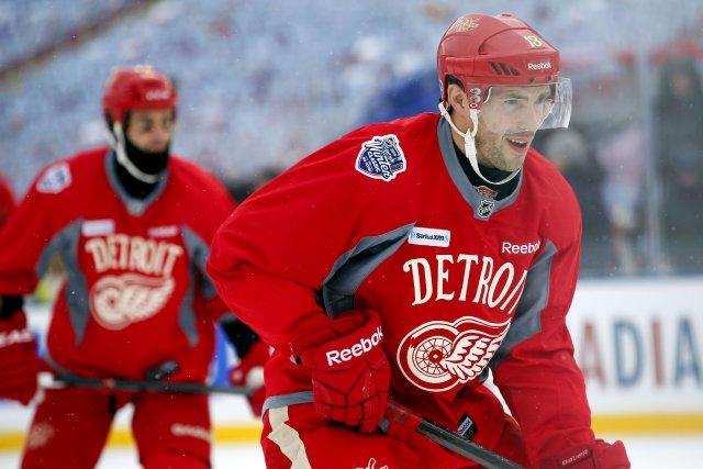 Pavel Datsyuk... (Photo Rick Osentoski, USA Today Sports)