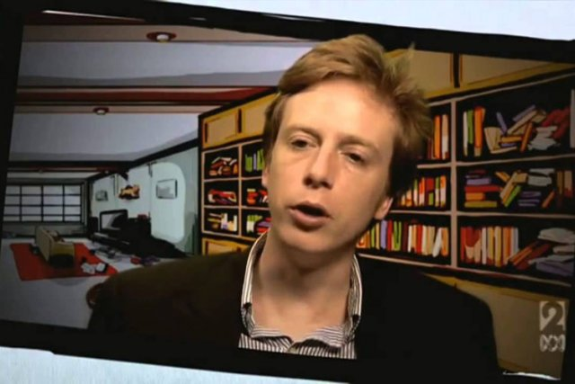 Barrett Brown...