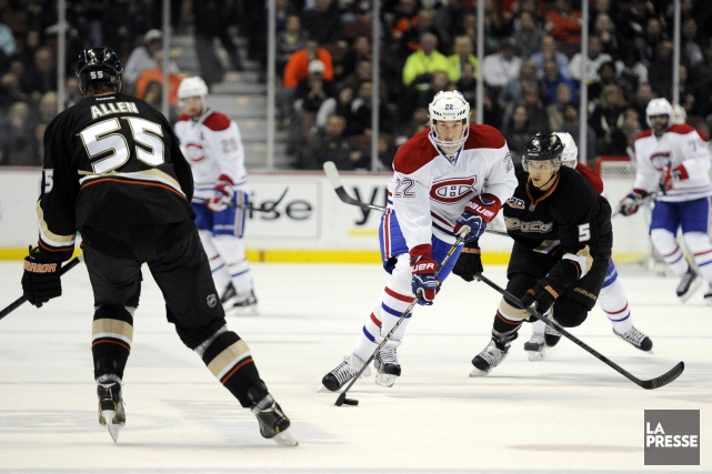 Relisez le clavardage sur l'affrontement entre le Canadien et les Ducks... (Photo Kelvin Kuo, USA Today Sports)