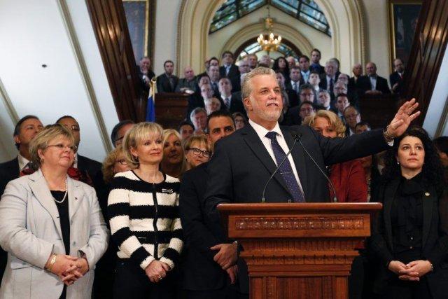 Quels sont les enjeux de la campagne électorale qui s'amorce au Québec ? (Reuters)