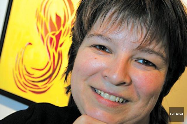 La gestionnaire du CALACS francophone d'Ottawa, Josée Guindon,... (Archives, LeDroit)