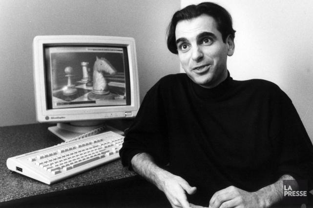 Softimage est entré dans l'imaginaire collectif québécois en... (Photo Robert Mailloux, archives La Presse)