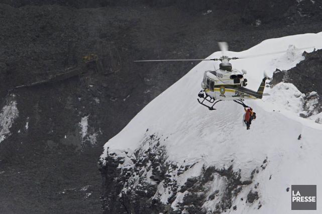 Les deux victimes sont décédées lorsque leurs véhicules... (Photo Patrick Sanfaçon, archives La Presse)