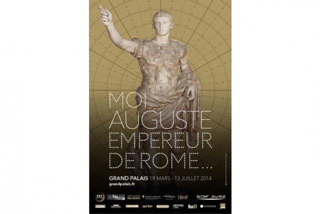 L'exposition Auguste, dédiée au fondateur de l'Empire romain, voyagera...