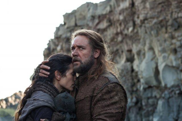 Jennifer Connelly et Russell Crowe dans une scène... (Photo: fournie par Paramount Pictures)