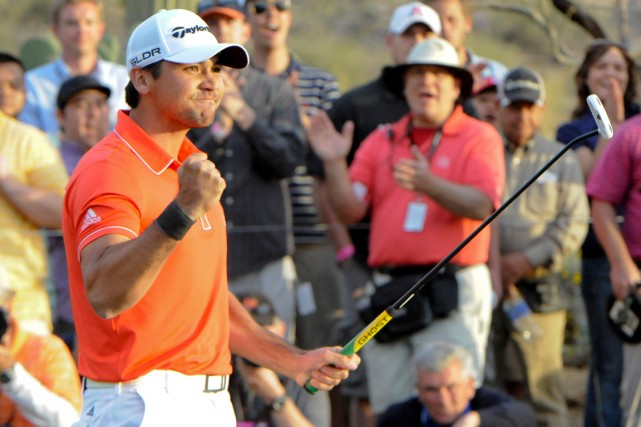 Jason Day... (Photo Casey Sapio, USA Today)