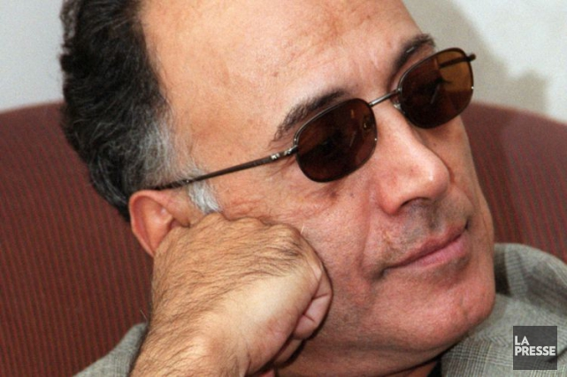 Le réalisateur Abbas Kiarostami... (PHOTO ARCHIVES LA PRESSE)