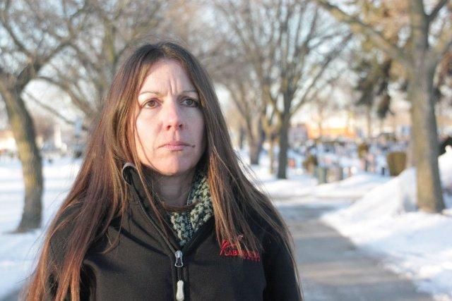 Denise Stark, mère ducaporal Justin Stark qui s'est... (Photo Colin Perkel, La Presse Canadienne)