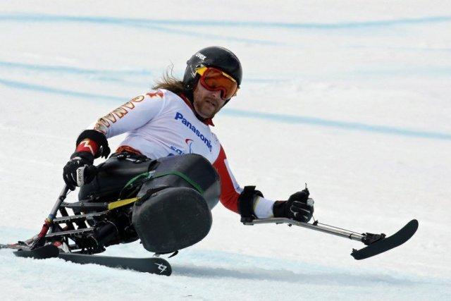 Le canadien Caleb Brousseau... (Photo Christian Hartmann, Reuters)
