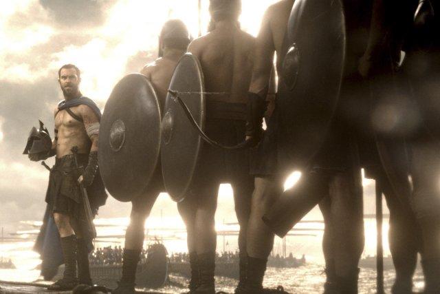 Sept ans après 300, on nous propose aujourd'hui un épisode dont l'intrigue se... (Photo: fournie par Warner Bros.)