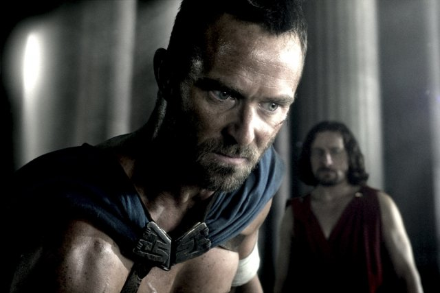 Thémistocle (Sullivan Stapleton)... (Photo: fournie par Warner Bros.)