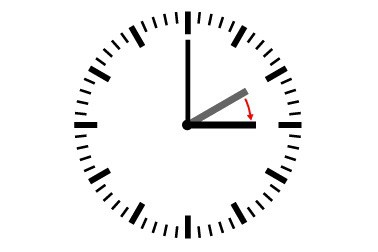 Le changement se fera précisément à 2h dans... (ILLUSTRATION WIKIPÉDIA)
