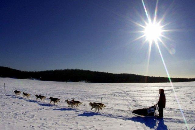 Trois idées d'activités à faire en famille dans différentes régions du Québec. (Photo Robert F. Bukaty, AP)