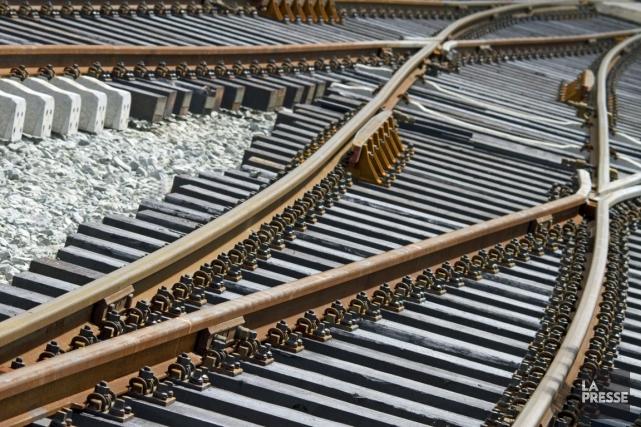 Le gouvernement accorde quatre semaines aux sociétés ferroviaires... (PHOTOS.COM)