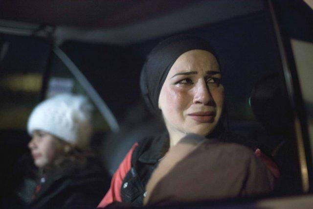En Syrie, plus de 50 000 femmes auraient... (PHOTO JOSE COLON, AGENCE FRANCE-PRESSE)