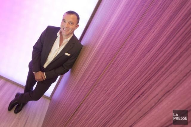 Mitch Garber, PDG de Caesars Acquisition.... (PHOTO IVANOH DEMERS, LA PRESSE)