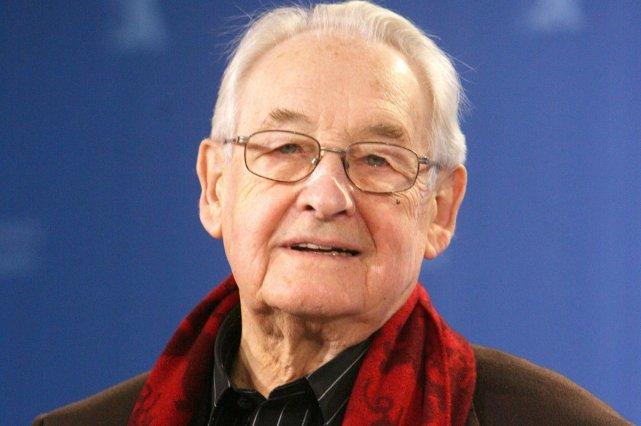 Le réalisateur Andrzej Wajda a présenté son film... (Photo Reuters)