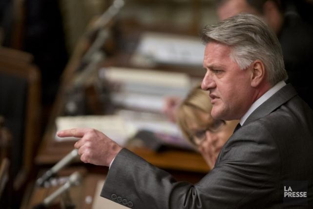 Il va falloir que le ministre des Forêts,... (Archives La Presse)