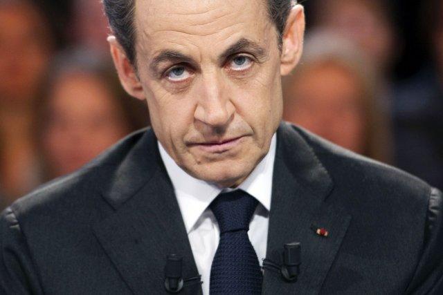 Vendredi, le quotidien Le Monde avait révélé queNicolas... (PHOTO LIONEL BONAVENTURE, ARCHIVES AFP)
