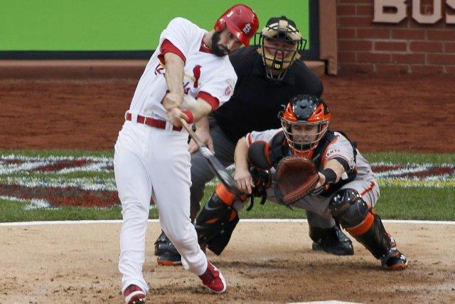 Matt Carpenter a déclaré que la décision de... (Photo archives Reuters)