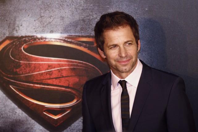 Zack Snyder... (Photo Daniel Munoz, Reuters)