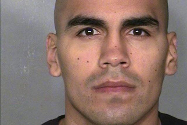 Le combat deCarlos Molina était prévu dans la... (Photo AP)