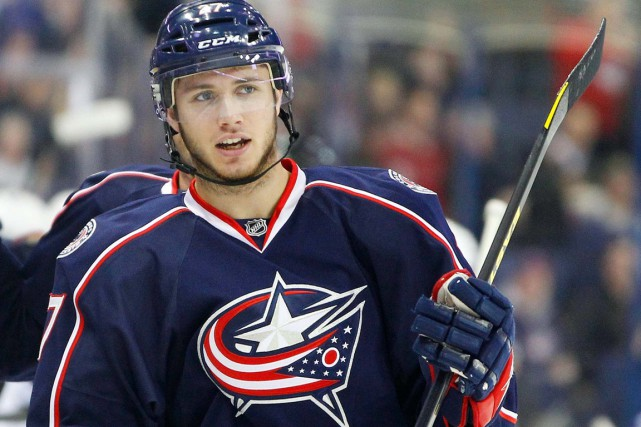 Ryan Murray, qui est âgé de 20 ans,... (Photo Russell LaBounty, USA Today Sports)