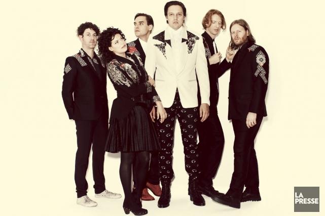 Arcade Fire pourrait remporter un deuxième prix Polaris.... (Photo: archives La Presse)