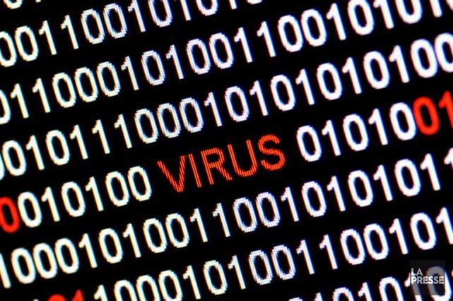 Un virus informatique très puissant a infiltré des ordinateurs en Ukraine, où... (PHOTO ARCHIVES LA PRESSE)