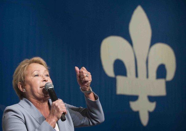 À première vue, le PQ semble se diriger... (Photo La Presse Canadienne)