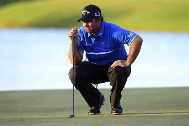 Patrick Reed entamera la ronde finale seul en... (PHOTO ANDREW WEBER, USA TODAY)