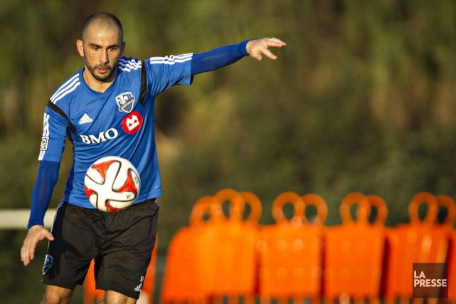 Marco Di Vaio... (Photo Olivier Jean, archives La Presse)