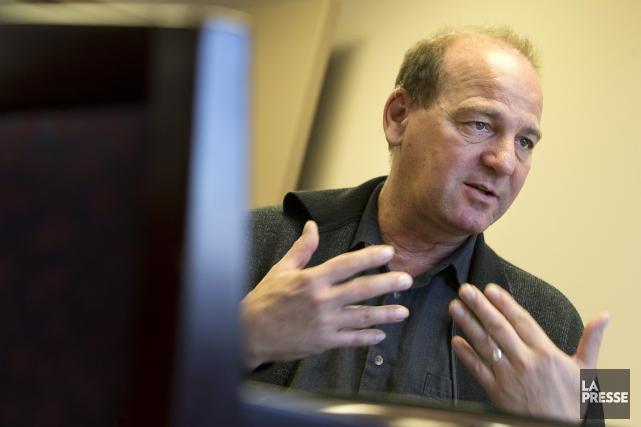 Le directeur général de la FTQ-Construction, Yves Ouellet... (PHOTO Robert Skinner, La Presse)