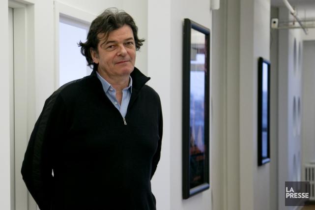 Pierre Buffin, PDG de BUF, n'a pas demandé... (Photo David Boily, La Presse)