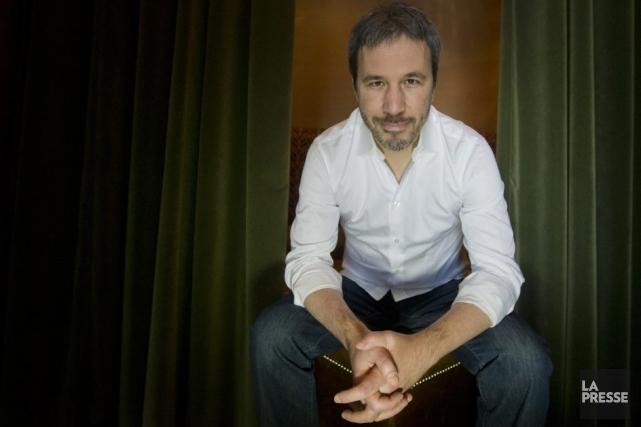 Denis Villeneuve repasse souvent la scène dans sa tête. Pas une scène de film.... (Photo: Ivanoh Demers, La Presse)