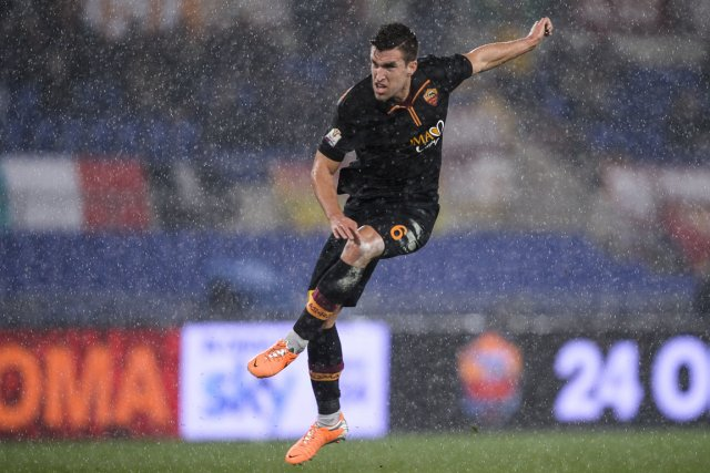 Kevin Strootman... (Photo Andreas Solaro, AFP)